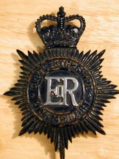 A flickr page with a whole wealth of old Police badges