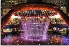 Uno spettacolo di fontana: ecco le più belle del mondo Suntec City, Singapore