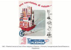 PLASMON - I nostri biscotti - dal 1902-  La Plasmon Dietetici Alimentari Srl è un'azienda alimentare italiana fondata nel 1902 a Milano da Cesare Scotti.