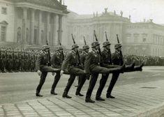 1940 Wachbataillon Unter den Linden