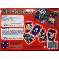ROCKOMAN How To Get, Games, Scissors, Gaming, Paper, Plays, Game, Toys