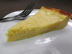 Simple Lemon Tart #ThingsMyBellyLikes