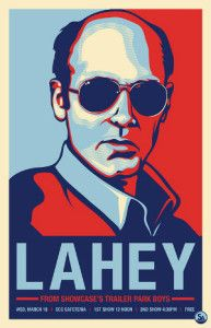 Jim Lahey.ca/ - Trailer Park Boys. I am the supervisor of Sunnyvale Trailer Park and it's main antagonist. In my youth, I was an idealistic police officer; but since my wrongful dismissal as a result of a prank by Julian, Ricky, and Bubbles on Halloween 1977, I have degenerated into a bitter alcoholic.Nonetheless, I have devoted myself to making Sunnyvale a better place to live, accompanied by my devoted assistant Randy.