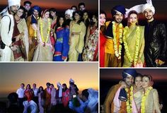 Sanaya Irani And Mohit Sehgal Wedding photos | #Bollywood #SanayaIrani #MohitSehgal
