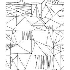 Lucienne Day simple geometrics
