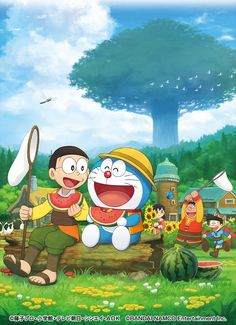Doraemon The Movie: Nobita And The Kingdom Of Clouds
