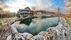 Unique places in Slovakia