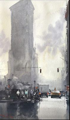 Daniel Marshall, NYC Flat Iron