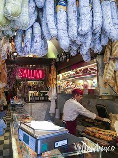 L'Antica Salumeria, Rome, Photo © Dana Tomic Hughes | Yellowtrace