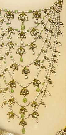 Queen Alexandra's Indian Necklace