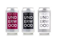 Underwood Wines, le vin en canette façon Pinot Noir - http://www.leshommesmodernes.com/vin-canette/