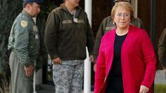 Chile: Michelle Bachelet alista plan maestro para reconstruir Valparaíso