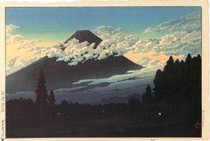 1930 - Hasui, Kawase - Near Susono