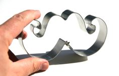 Emergency Moustache Cookie Cutter by MrMoustacheMan on Etsy