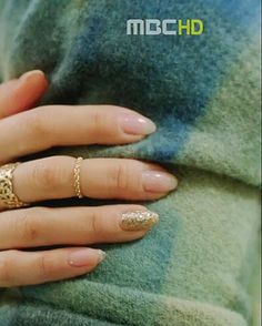 Yoon Eun Hye's Nails in 'I Miss You'
