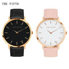 The Fifth Brand Fashion Casual Quartz Wristwatch