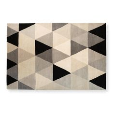 Triangle Tufted Rug | Rugs | Oliver Bonas