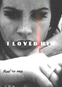 Still love him...