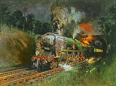 Terence Cuneo - Port Line