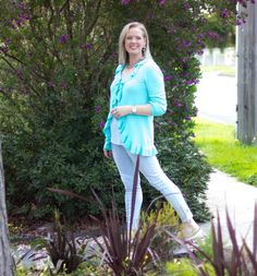 11 Ways to Style Cardigans so they're Funky not Frumpy - Inside Out Style - click to get more style tips
