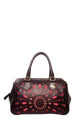Leather Bags Desigual Mali troquel #bag #purse