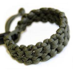 Survival Cord Bracelet