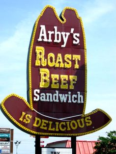 Arbys Warsaw, Indiana.  By Nicole Procise