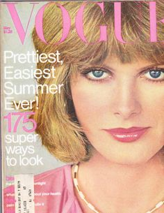 Rene Russo  -  Vogue May 1976