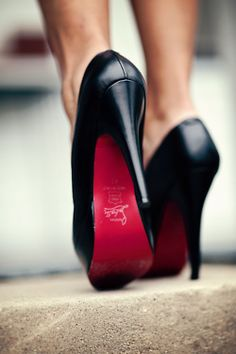 bucket list: own a pair of louboutin's
