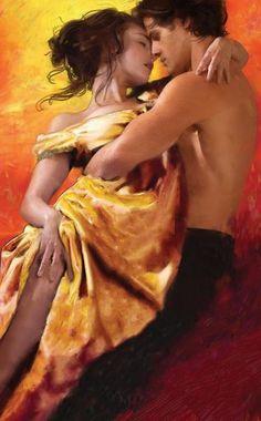 Maher Art Gallery: Jon PAUL / Cover Art for Romance