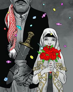 Tomer Hanuka and Asaf Hanuka are two distinguished artists from Israel, who are famous for their successful and sarcastic illustrations. Colorful, with a lot of depth visualizations that portray what is wrong with society today. Studio Logo, Tomer Hanuka, Chibi, Satirical Illustrations, Famous Artists, New Art, Illustrators, Illustration Art, Character Design