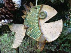 Christmas Holiday Ornament: Fish