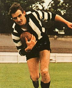 After 24 games and two seasons of VFL football, Ian Graham had managed to achieve more than most would be able to boast after a decade long career in the game. Recruited from University Blacks, Graham arrived at Victoria Park in 1963 as a key position prospect, though an inconspicuous debut season, in which he […]