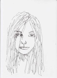 Dagens skitse - Portrætter - 2015 043