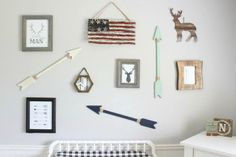 Rustic Nursery Galle