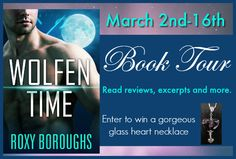 Wolfen Time Book Tour and Giveaway