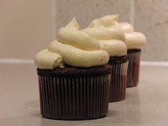 Receta Cupcake Moka