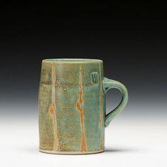 Schaller Gallery : Exhibition : Karl Borgeson : Mug
