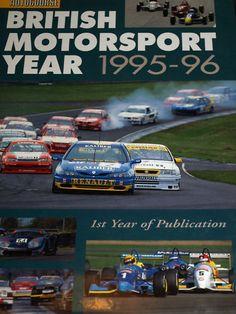 AUTOCOURSE MOTORSPORT YEAR 1995 JOHN CLELAND BAS LEINDERS FORMULA FORD VAUXHALL