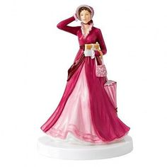Royal Doulton 200th Anniversary Mrs. Doulton Figurine HN 5743 New Limited