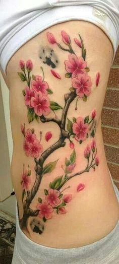 Flowers tattoo....