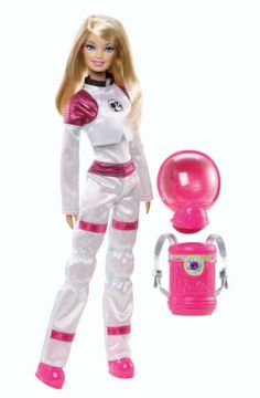 This adventurous Barbie® Mars Explorer™ career doll is sure to impress any little voyager this holiday.