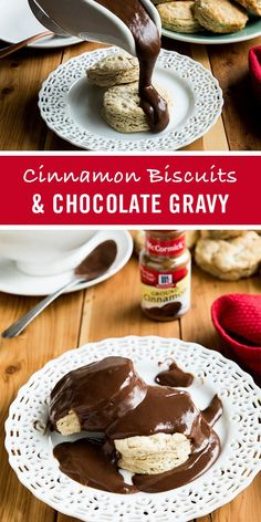 This classic southern dessert recipe is a real treat – especially when served for breakfast! Whip up a quick chocolate gravy on the stovetop, with McCormick Pure Vanilla Extract and chocolate chips. Drizzle over cinnamon biscuits, pancakes or pound cake.