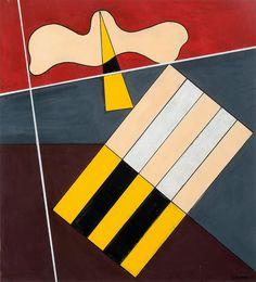 Sam Vanni - Composition [1955[ | Flickr - Photo Sharing!