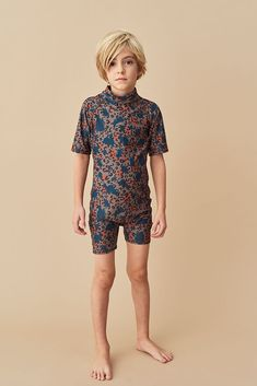 Soft Gallery Don swim pants are UV protected and feature our Camoleo print. Pair with the matching Astin sun shirt. Boy Haircuts Long, Boys Long Hairstyles, Young Cute Boys, Cute Teenage Boys, Baby Swim Pants, Cute Blonde Boys, Beauty Of Boys, Kids Photography Boys, Sun Shirt