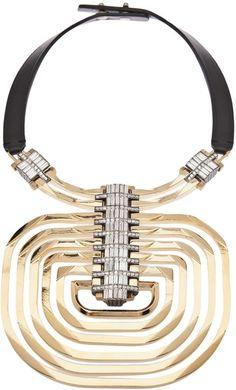 Dedale Pendant Necklace - Lyst