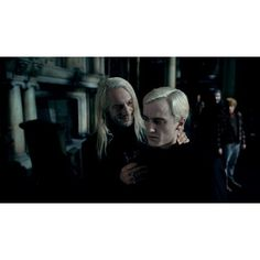 Photo gallery Draco Malfoy ❤ liked on Polyvore featuring harry potter and hp