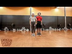 """Is This Love"" by Bob Marley :: Keone & Mariel Madrid (Dance Choreography) :: URBAN DANCE CAMP - YouTube"