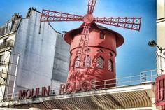 El molino rojo