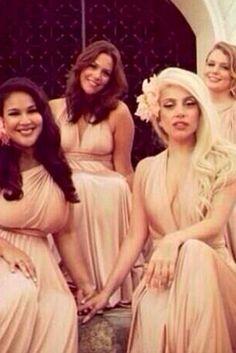 Lady Gaga - looking normal